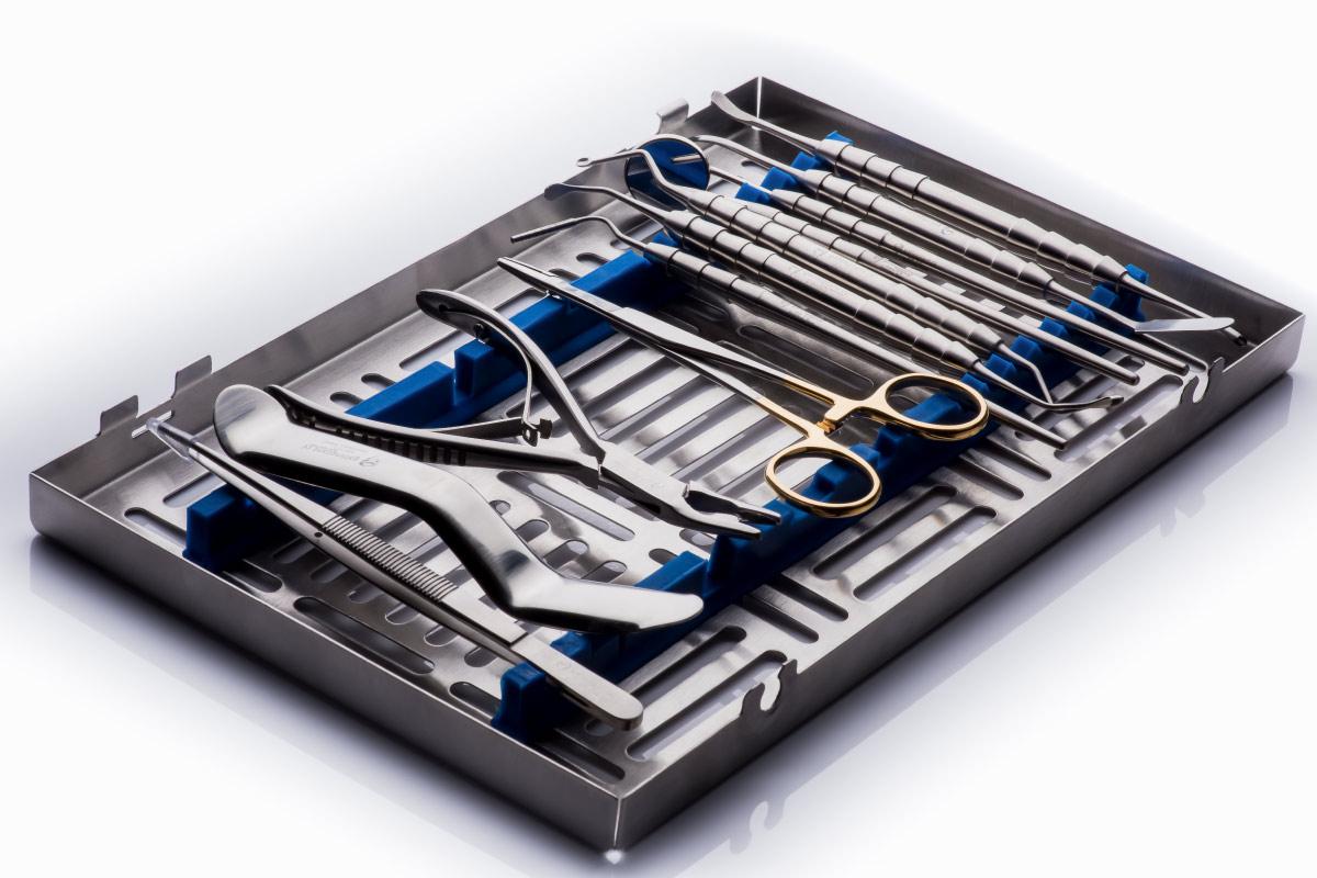 implante dentário cirurgia caixa sistema