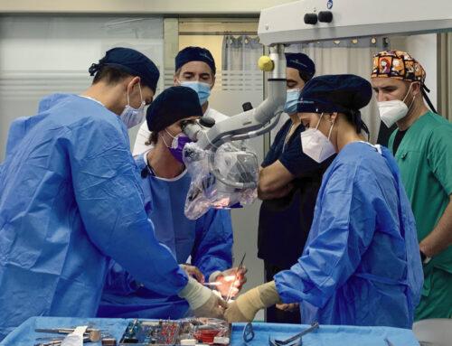 Estadia clínica – Centro de Treinamento Alberto Fernández