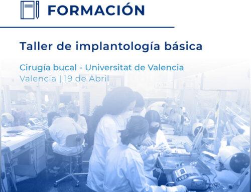 Taller de implantología básica | Universitat de Valencia
